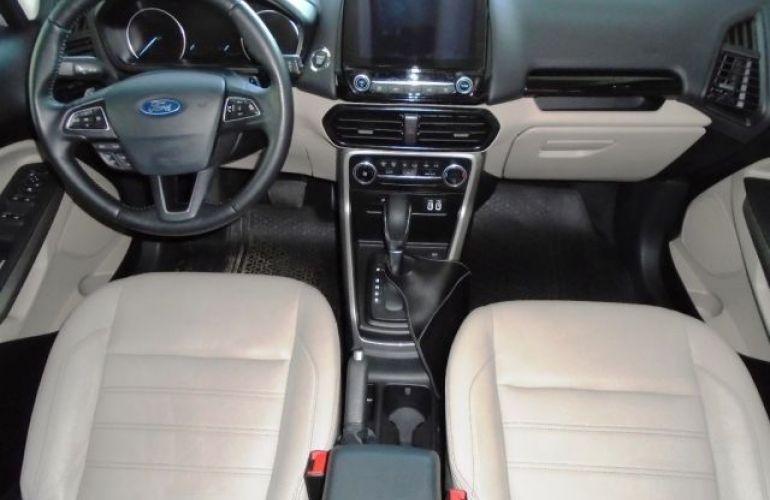 Ford Ecosport Titanium 2.0 16V (Flex) - Foto #7