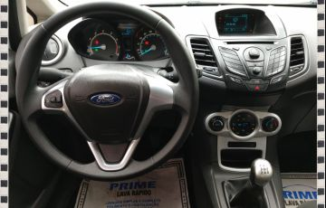 Ford New Fiesta SE 1.6 16V - Foto #4