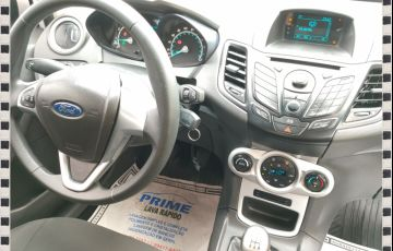Ford New Fiesta SE 1.6 16V - Foto #6