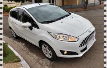 Ford New Fiesta SE 1.6 16V - Foto #7