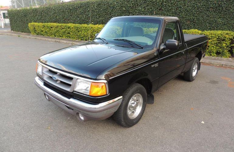 Ford Ranger XLT 4x2 4.0 V6 12V (Cab Simples) - Foto #1
