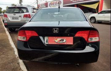 Honda Civic LXS 1.8 i-VTEC (Aut) (Flex) - Foto #6