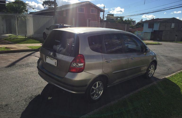 Honda Fit EX 1.5 16V (aut) - Foto #3