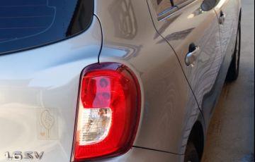 Nissan March 1.6 16V SV (Flex) - Foto #3