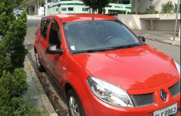 Renault Sandero Expression 1.0 16V (Flex) - Foto #2