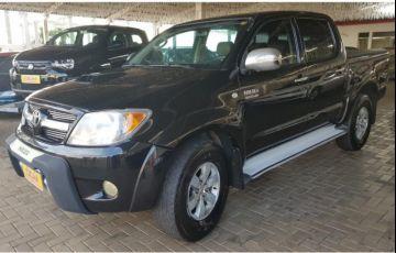 Toyota Hilux SRV 4X4 3.0 (cab dupla) (aut) - Foto #4