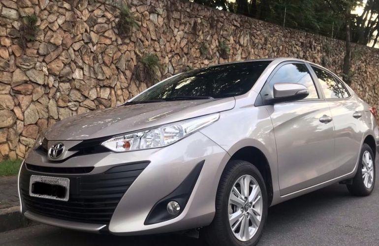 Toyota Yaris Sedan 1.5 XL (Flex) - Foto #1