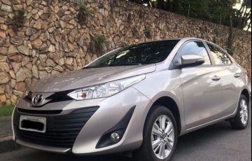 Toyota Yaris Sedan 1.5 XL (Flex)