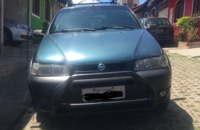 Fiat Palio Weekend Adventure 1.6 16V - Foto #5