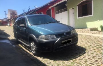Fiat Palio Weekend Adventure 1.6 16V - Foto #7