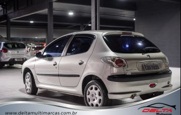 Peugeot 206 Hatch. Soleil 1.6 16V - Foto #3
