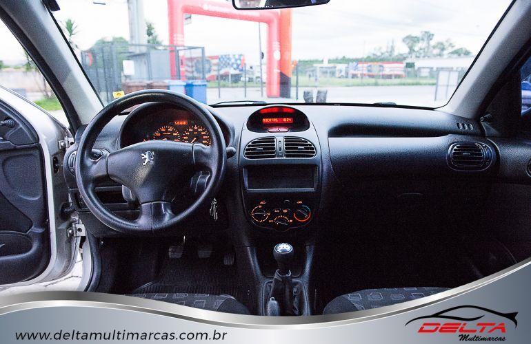 Peugeot 206 Hatch. Soleil 1.6 16V - Foto #5