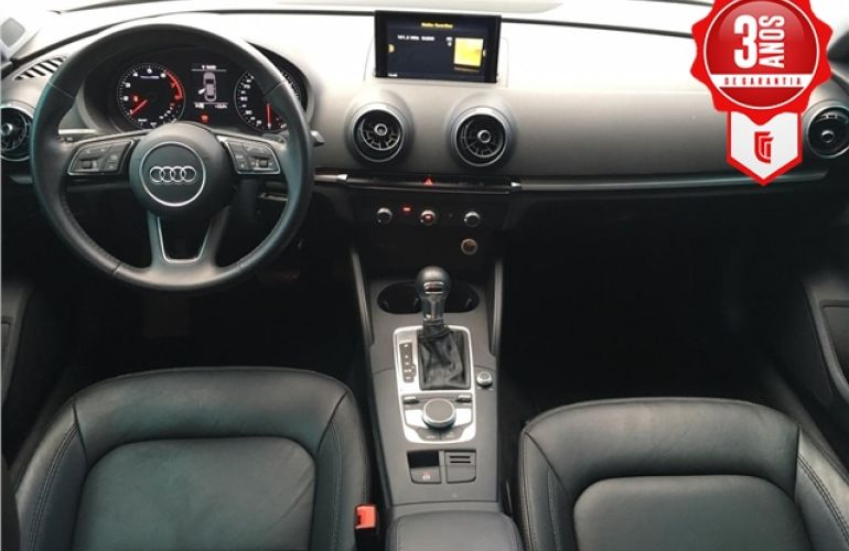 Audi A3 1.4 Tfsi Sedan Attraction 16V Flex 4p Tiptronic - Foto #2