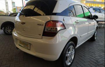 Chevrolet Agile LTZ 1.4 8V (Flex) - Foto #4