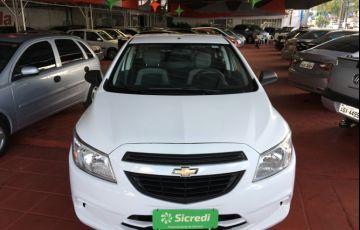 Chevrolet Onix 1.0 LS SPE/4 - Foto #2
