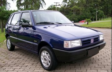 Fiat Uno Mille EP 1.0 IE