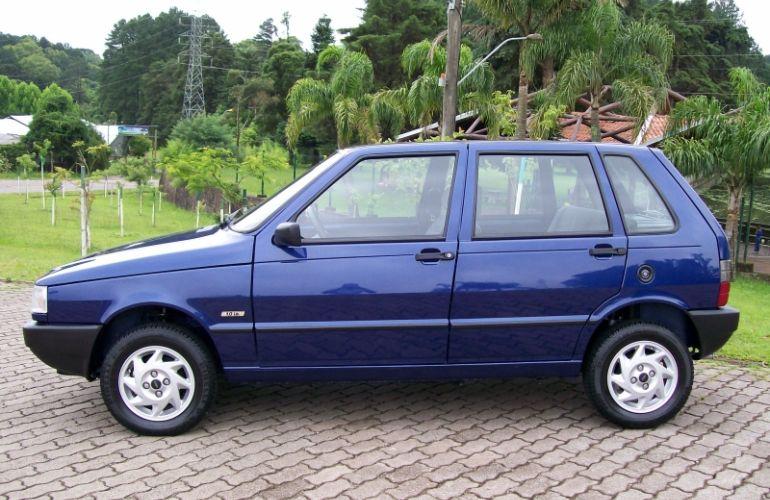 Fiat Uno Mille EP 1.0 IE - Foto #10