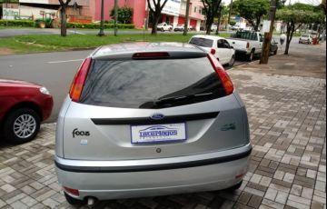 Ford Focus Hatch GLX 1.6 16V (Flex) - Foto #5