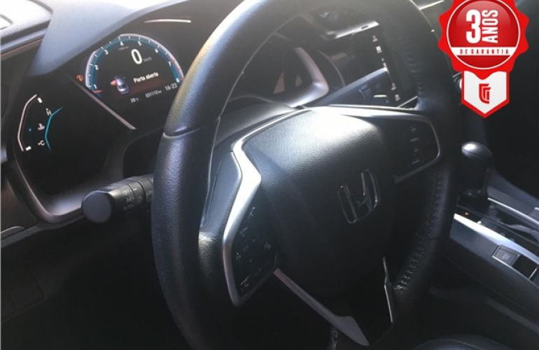 Honda Civic 2.0 16V Flexone EXL 4p Cvt - Foto #4