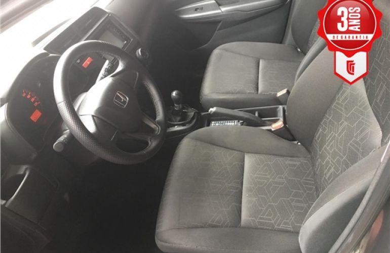 Honda Fit 1.5 DX 16V Flex 4p Manual - Foto #6