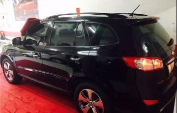Hyundai Santa Fe 3.5 MPFi GLS V6 24v 285cv Gasolina 4p Automático - Foto #3