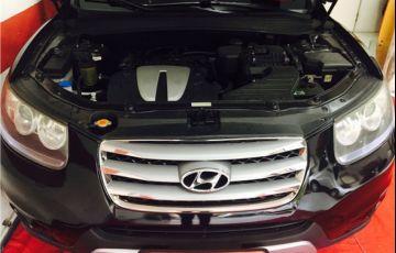 Hyundai Santa Fe 3.5 MPFi GLS V6 24v 285cv Gasolina 4p Automático - Foto #5