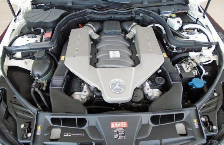 Mercedes-Benz C 63 AMG 6.2 V8 - Foto #3