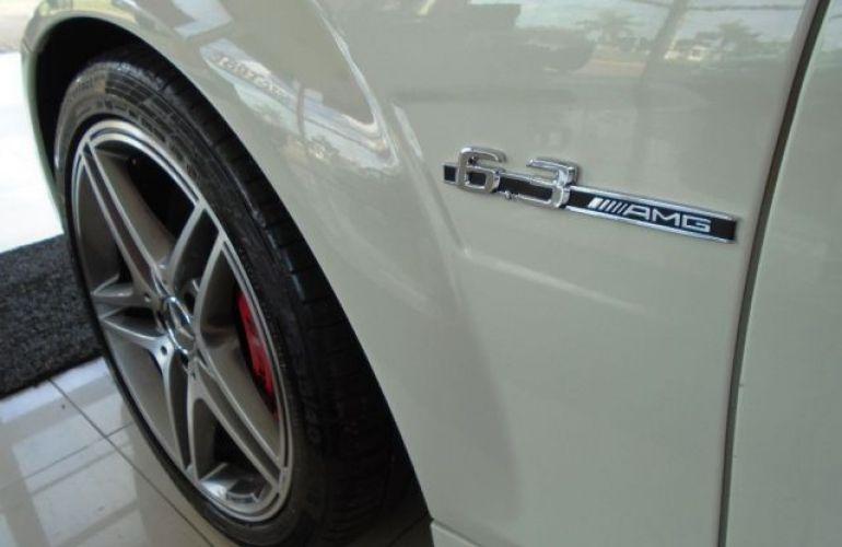 Mercedes-Benz C 63 AMG 6.2 V8 - Foto #6