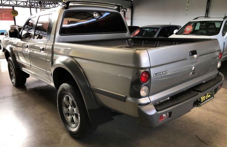 Mitsubishi L 200 Outdoor GLS 4x4 2.5 (cab. dupla) - Foto #6