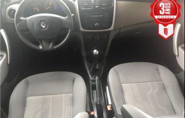 Renault Logan 1.6 Expression 8V Flex 4p Manual - Foto #2