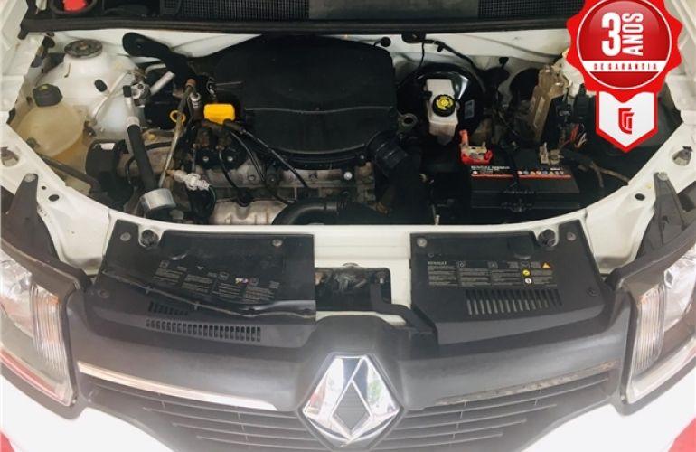 Renault Logan 1.6 Expression 8V Flex 4p Manual - Foto #3