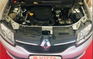 Renault Logan 1.6 Expression 8V Flex 4p Manual - Foto #4