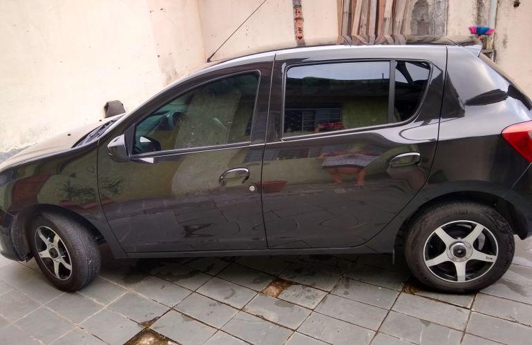 Renault Sandero Expression 1.6 16V SCe (Flex) - Foto #4