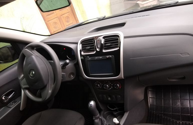 Renault Sandero Expression 1.6 16V SCe (Flex) - Foto #8
