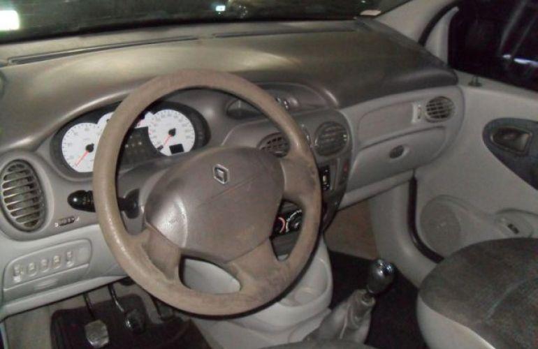 Renault Scénic Authentique 1.6 16V Hi-Flex - Foto #4