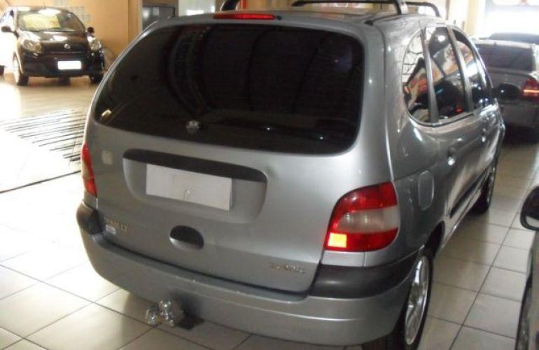 Renault Scénic Authentique 1.6 16V Hi-Flex - Foto #10