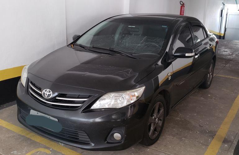 Toyota Corolla Sedan GLi 1.8 16V (flex) (aut) - Foto #3