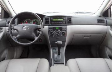 Toyota Corolla Fielder XEi 1.8 16V (flex) (aut) - Foto #2