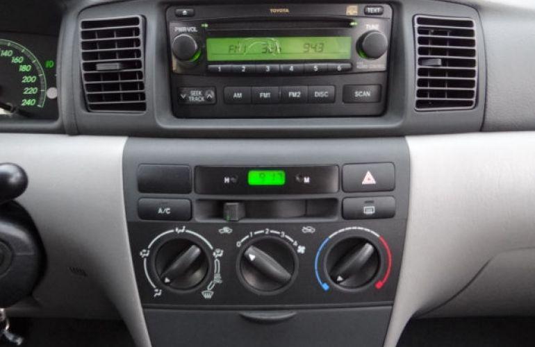 Toyota Corolla Fielder XEi 1.8 16V (flex) (aut) - Foto #3