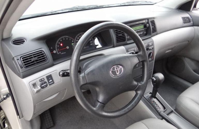 Toyota Corolla Fielder XEi 1.8 16V (flex) (aut) - Foto #5