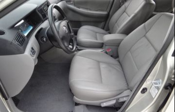 Toyota Corolla Fielder XEi 1.8 16V (flex) (aut) - Foto #7