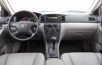 Toyota Corolla Fielder XEi 1.8 16V (flex) (aut) - Foto #8