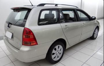 Toyota Corolla Fielder XEi 1.8 16V (flex) (aut) - Foto #10