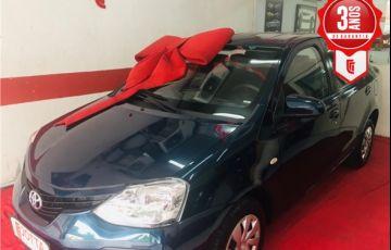 Toyota Etios 1.5 Xls Sedan 16V Flex 4p Automático - Foto #1