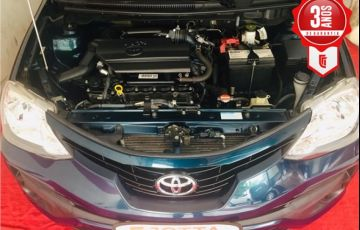 Toyota Etios 1.5 Xls Sedan 16V Flex 4p Automático - Foto #3