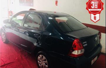 Toyota Etios 1.5 Xls Sedan 16V Flex 4p Automático - Foto #5