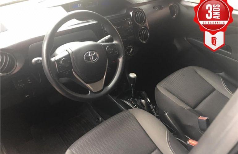 Toyota Etios 1.5 Xls Sedan 16V Flex 4p Automático - Foto #6