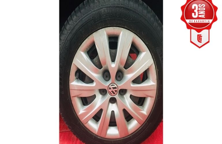Volkswagen Fox 1.0 Mi Trend 8V Flex 4p Manual - Foto #5