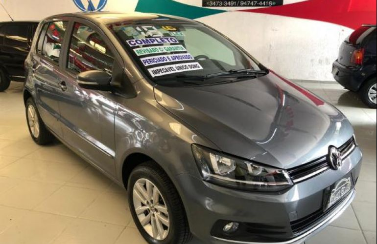 Volkswagen Fox 1.6 MSI Connect (Flex) - Foto #2