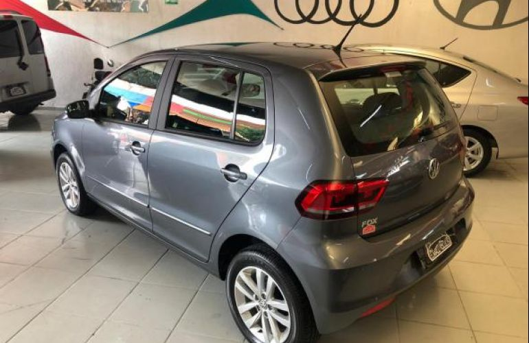 Volkswagen Fox 1.6 MSI Connect (Flex) - Foto #4